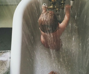 baby and shower image