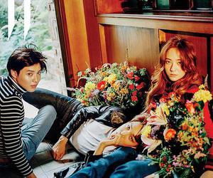 f(x), SHINee, and Taemin image