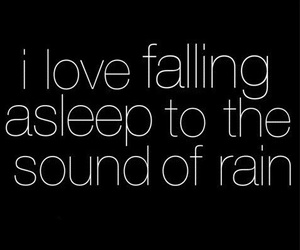 rain, love, and quotes image