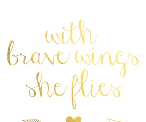 quotes and gold image