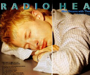 90s, radiohead, and sleep image