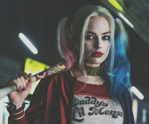 suicide squad, harley quinn, and movie image