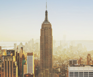 new york, aesthetic, and buildings image