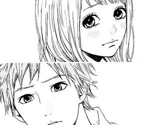 orange, kawaii, and manga image