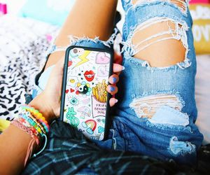 jeans and laurdiy image