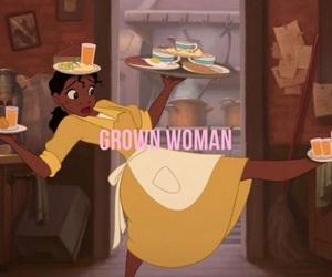 grown woman, disney, and beyoncé image