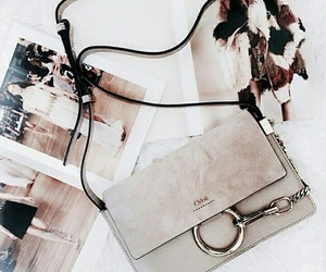 aesthetic, white, and bags image