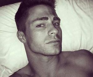 colton haynes, sexy, and Hot image