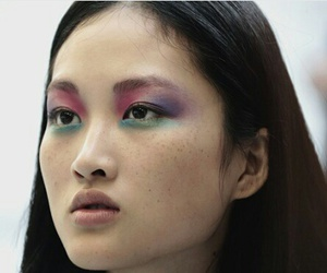 fashion, jing wen, and chanel image
