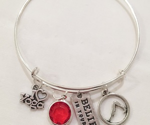 athlete, fitness, and jewelry image