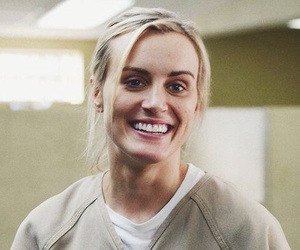 piper, beautiful, and orange is the new black image