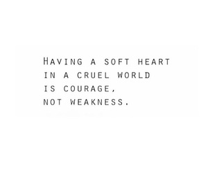 quotes, world, and courage image