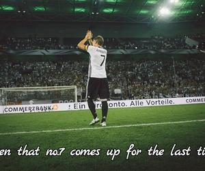 football, germany, and sad image