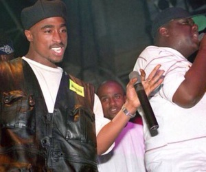 tupac and biggie smalls image