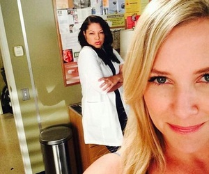 calzona, grey's anatomy, and arizona image