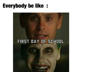 funny and suicide squad image