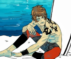 julian blackthorn, shadowhunters, and the dark artifices image