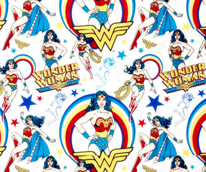 background, wonder woman, and pattern image