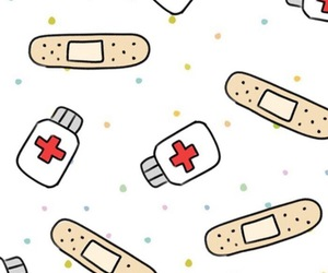 background, pattern, and pills image