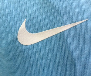 nike, blue, and grunge image