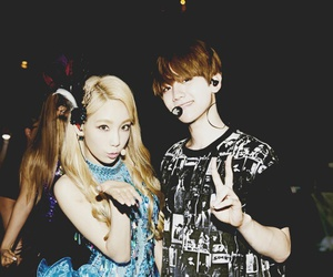 exo, snsd, and taeyeon image