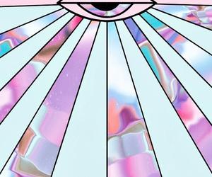 wallpaper and eye image