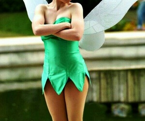 cosplay, tinkerbell, and fairy image