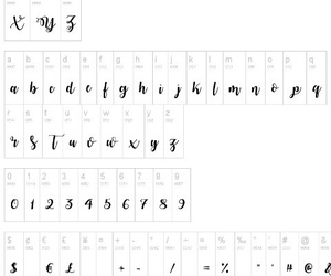 font, lettering, and handwriting image