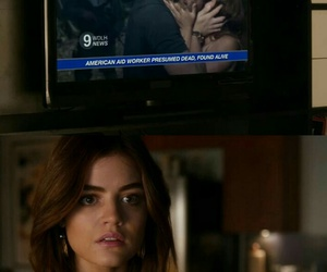 ezra, aria, and Finale image