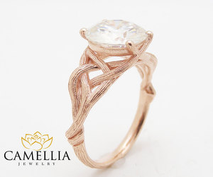 branch, engagement ring, and engagementring image