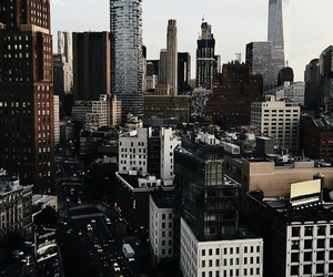 buildings, city, and travel image