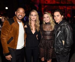 will smith, celebrities, and cara delevingne image