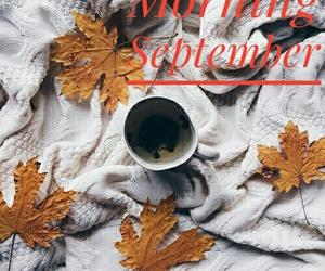 coffee, morning, and new season image