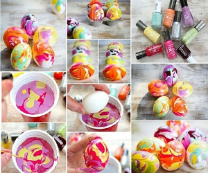 diy, eggs, and easter image