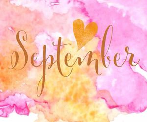 September, cute, and love image