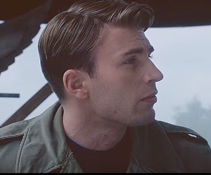 black widow, bucky, and captain america image