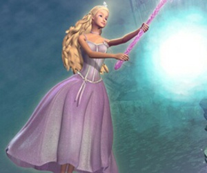 barbie, dress, and movie image