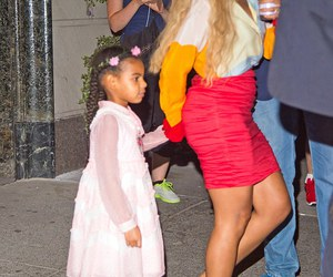bergdorf goodman, queen bey, and blue ivy image