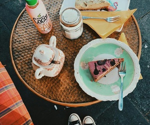 converse, cool, and food image
