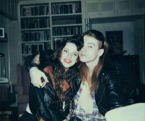 axl rose and erin everly image
