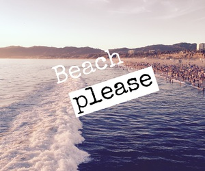 beach and tumblr image