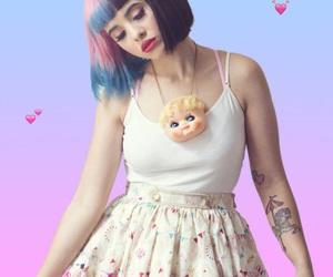 tumblr, wallpaper, and melanie martinez image
