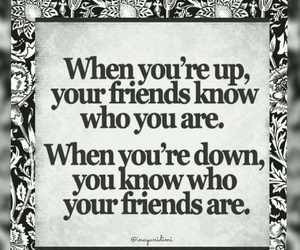 down, up, and friends image