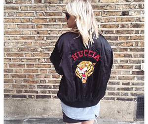 bomber, jacket, and look image