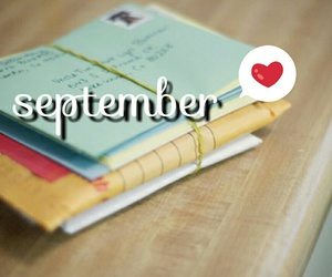 Letter, settembre, and letters image