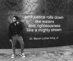 Martin Luther King Jr., MLK, and quote image
