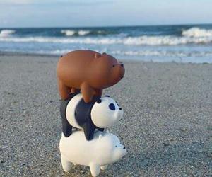 bear, cute, and cartoon image
