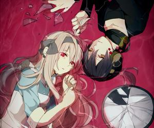 kuroha, anime, and kagerou project image