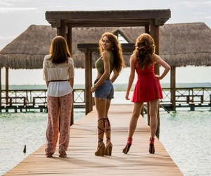 Ana Lucia, ana leticia, and angelique boyer image