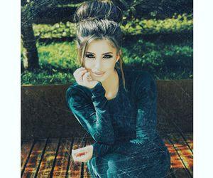 beauty, modelphoto, and makeup image
